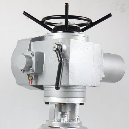 电动管夹阀_籿胶铝合金gj941x-6l手轮电动管夹阀dn50 65 80 100 150