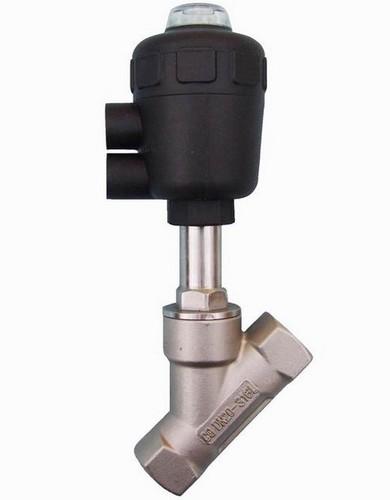 防水锤_调节气动角座阀 4 6分1寸 2寸3寸防水锤