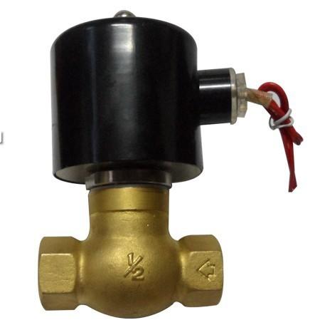 蒸汽电磁阀_厂家热销 法兰黄铜蒸汽电磁阀ZQDF DN50实力厂家