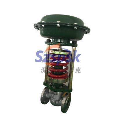 法兰不锈钢自力式压力调节阀ZZYP DN15 DN20 25 32 40 5065 80 10
